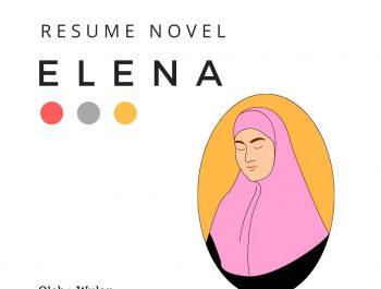 Resume Novel Elena karya Elly Ningsih