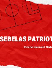 "Resume Novel ""Sebelas Patriot"""