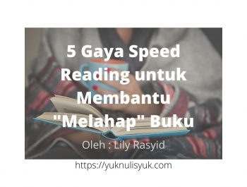 5 Gaya Speed Reading